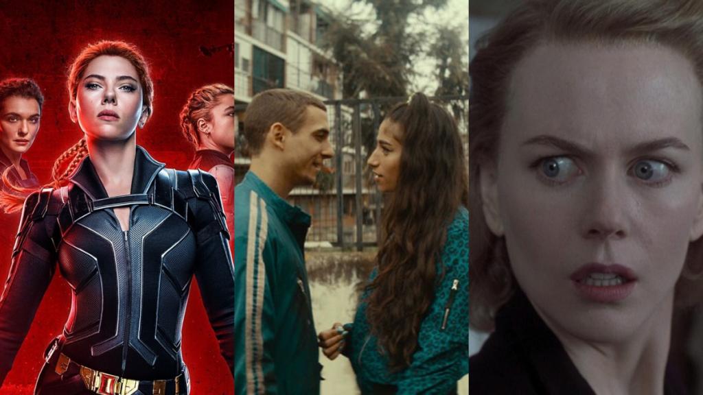 'Viuda negra', 'Hasta el cielo' y 'Los otros', entre los estrenos de películas que llegan en julio.