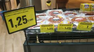 DIA vendió falsos jamones y embutidos ibéricos no aptos para el consumo con rebajas del 75%