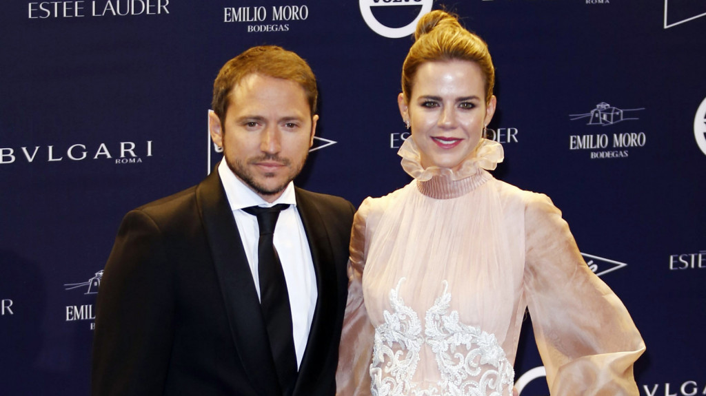 Amlia Bono y Manuel Martos.