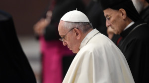 El papa Francisco, operado con éxito de un problema de colon