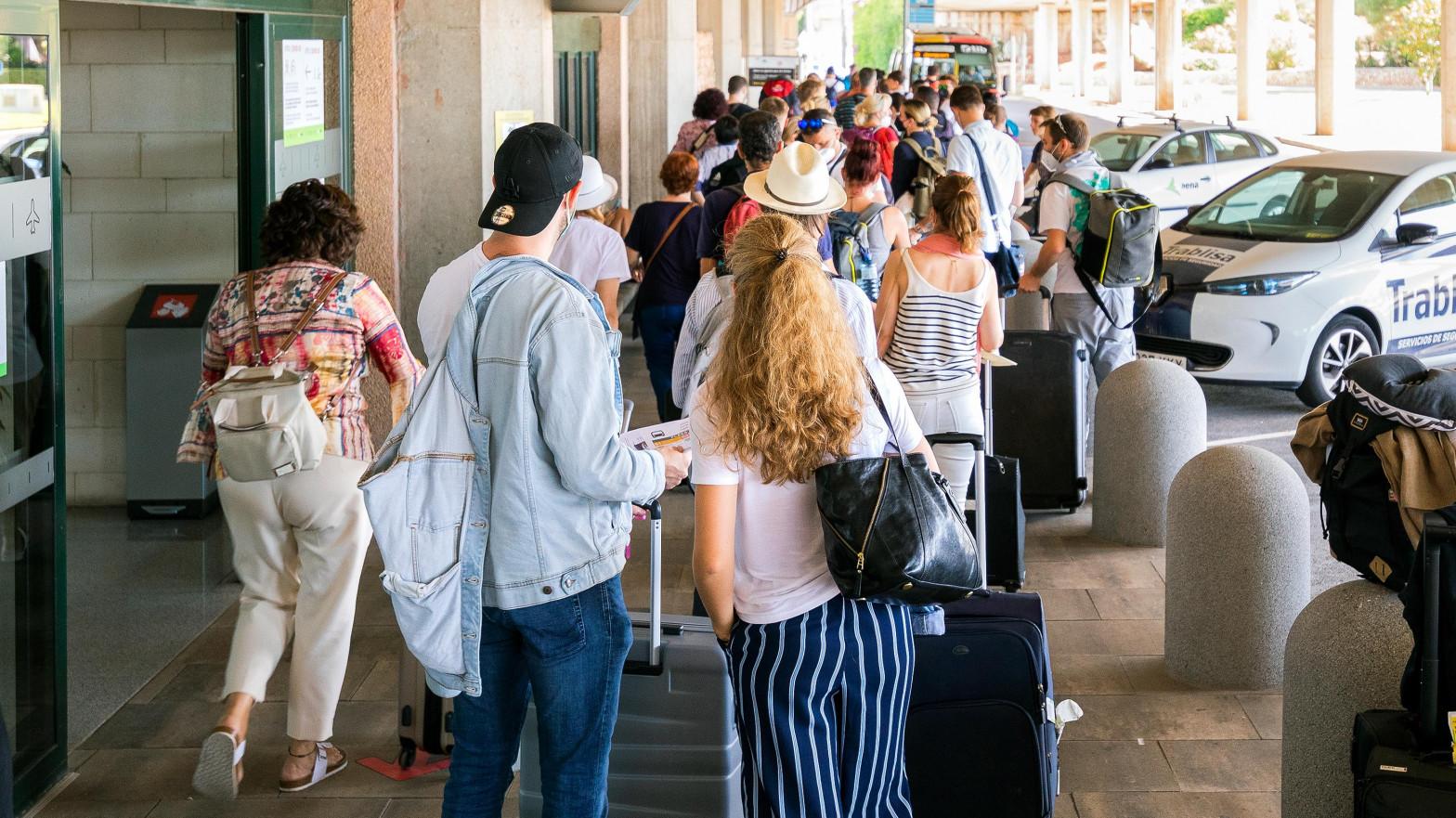 El turismo cierra mayo con casi 110.000 afiliados más a la Seguridad Social