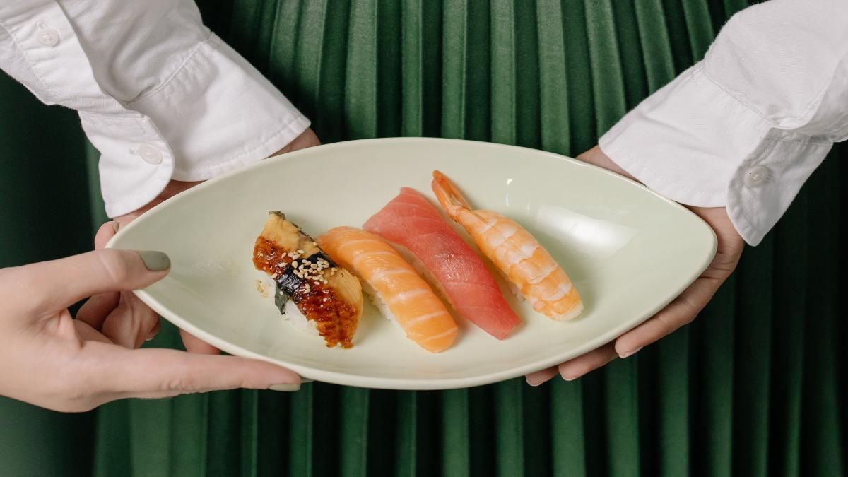 sushi sano comida japon salud