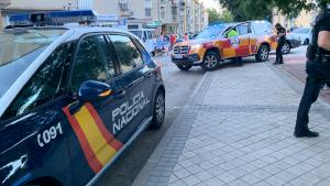 Con pronóstico grave un hombre de 41 años herido por un disparo en San Blas (Madrid)