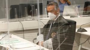 La Audiencia Nacional juzga a los Mossos que acompañaban a Puigdemont.