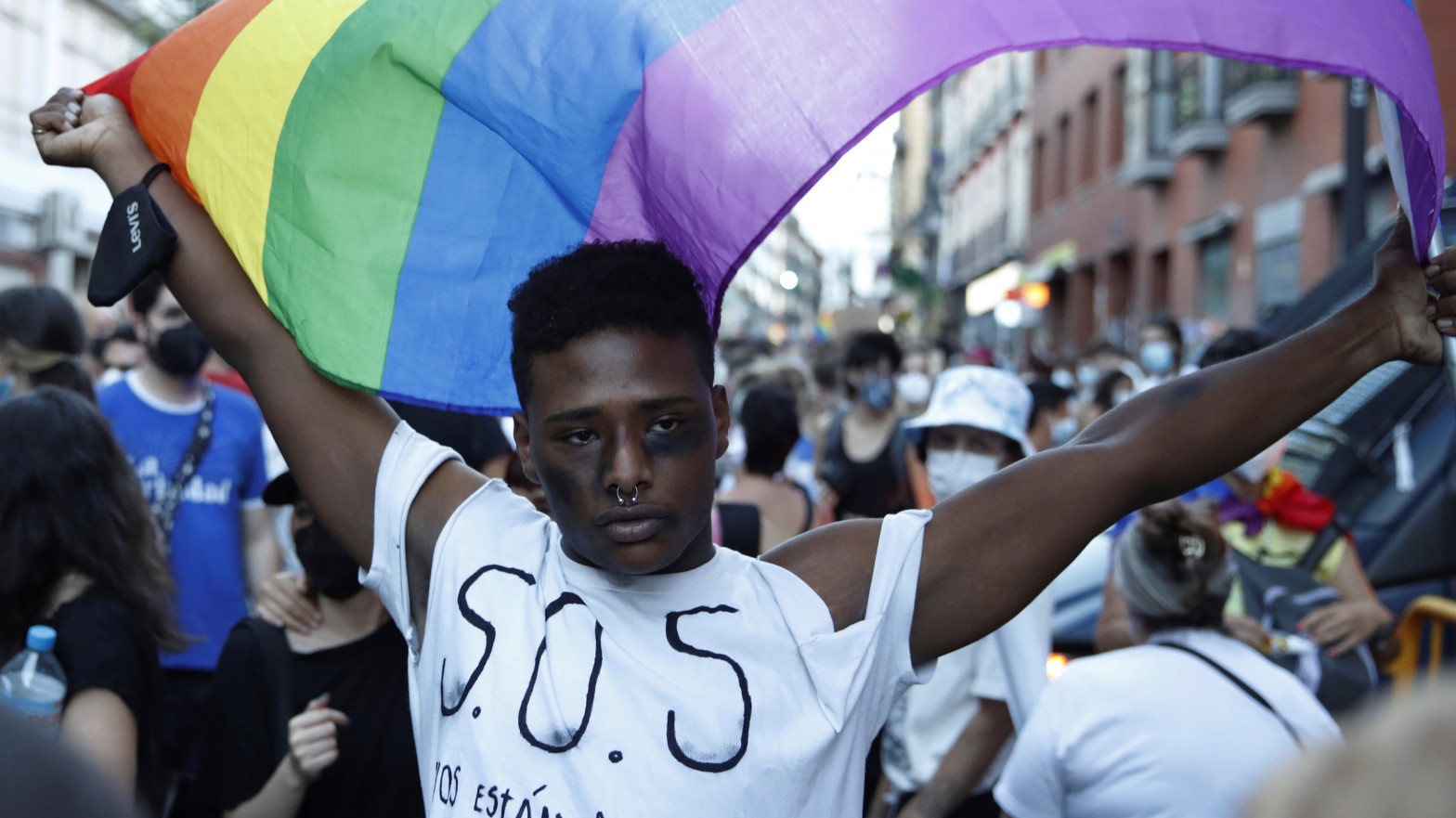 Feijóo: No me atrevo a tipificar el asesinato de Samuel como homofobia