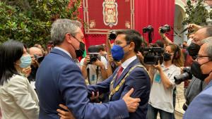 PP y Cs cargan contra Espadas por la operación del PSOE en Granada