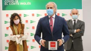 Madrid inicia la vacunación en empresas