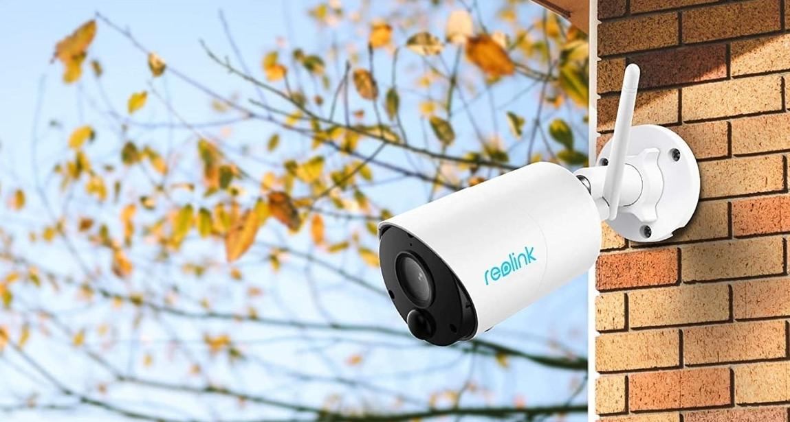 Cámaras de vigilancia para tu hogar