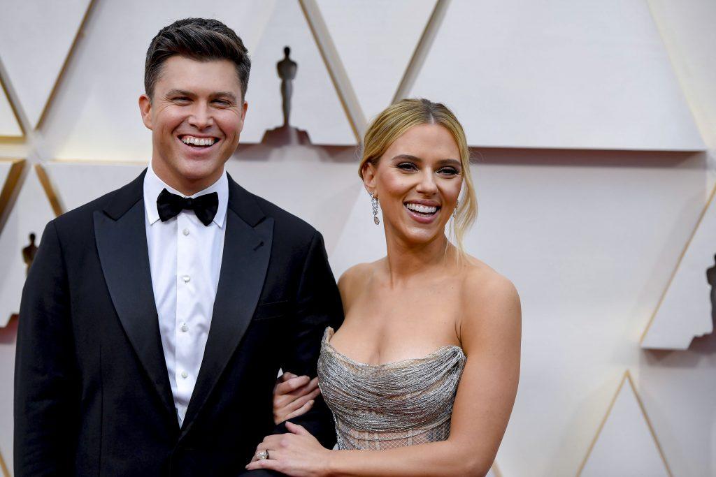 Scarlett Johansson, embarazada de su segundo hijo
