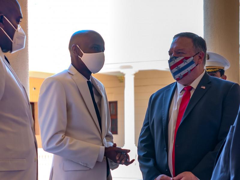 La Policía de Haití captura a los presuntos asesinos del presidente Jovenel Moise