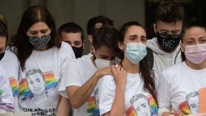 Detenido un cuarto joven en La Coruña por la muerte de Samuel Luiz