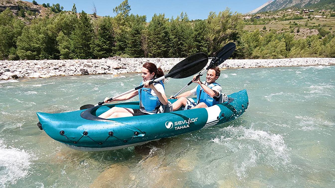 Kayak para el verano