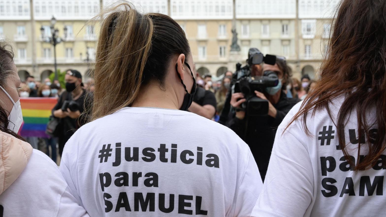 Pasa a disposición del fiscal uno de los menores detenidos por la muerte Samuel