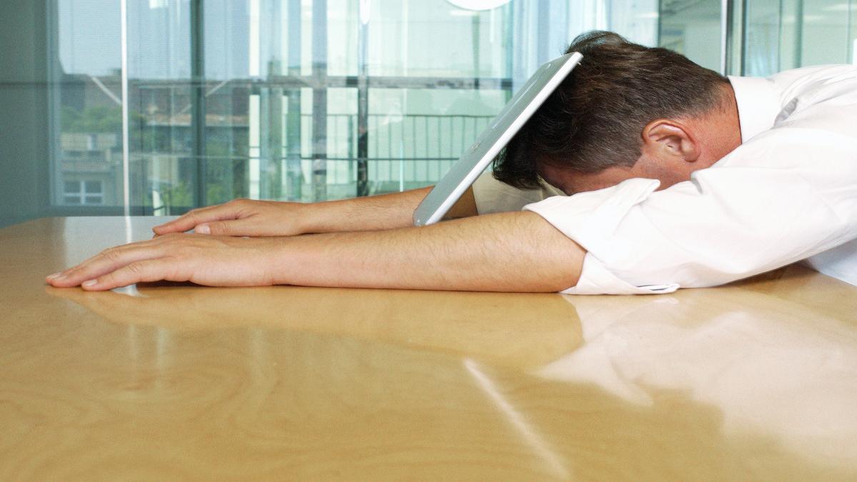 boreout sindrome trabajo ansiedad aburrimiento cronico