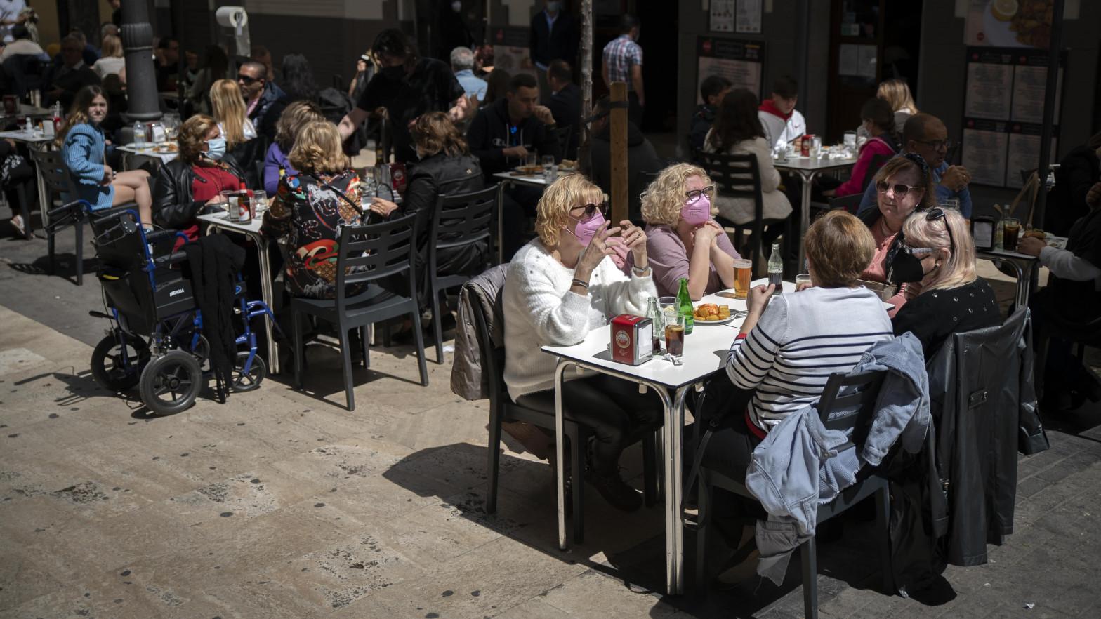 La Fiscalía avala las restricciones contra la covid que pide la Comunidad Valenciana