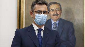 """Félix Bolaños asume el Ministerio de Presidencia: """"Estas cosas ni se pueden pedir ni se pueden rechazar"""""""