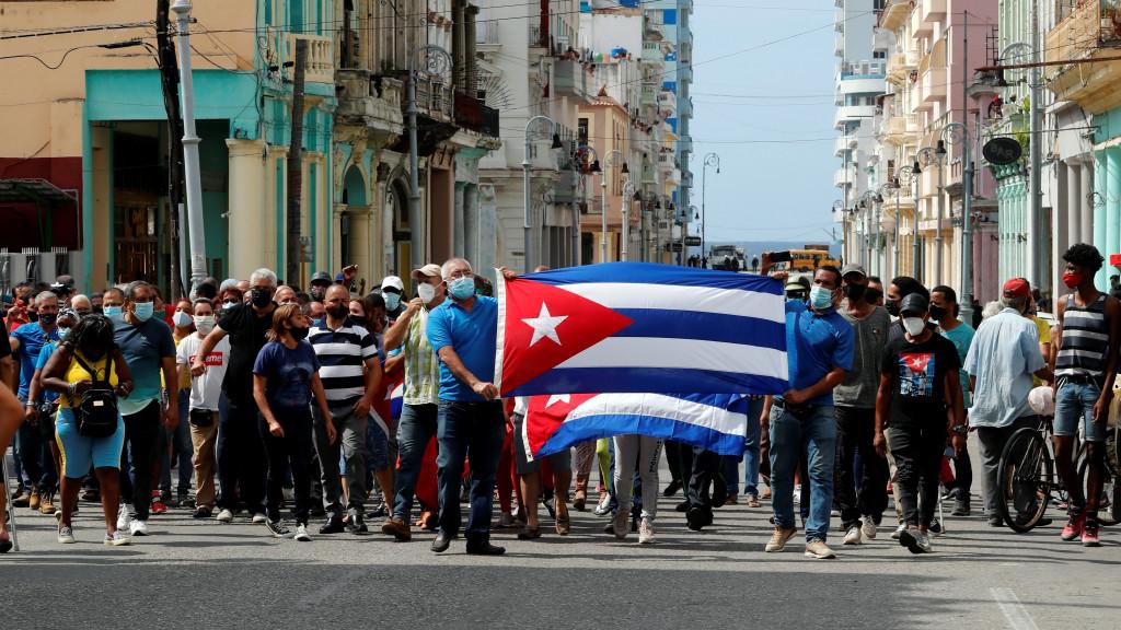 El régimen cubano reprime pero no acalla las históricas manifestaciones