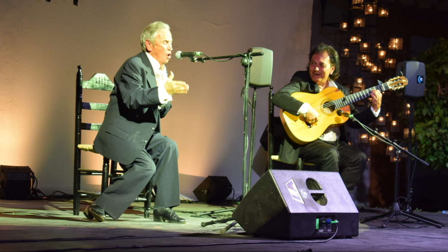 Una noche con Diego Clavel, ermitaño del cante