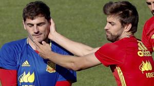 """Iker Casillas llama """"mounguer"""" a Gerard Piqué en Instagram"""