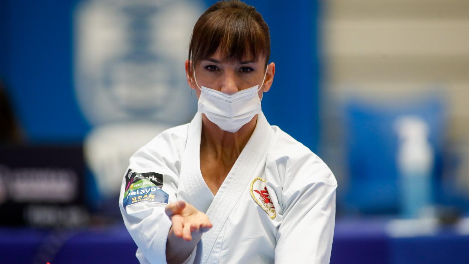 La karateca Sandra Sánchez explica en un vídeo de Pelayo Seguros los retos que ha tenido que superar
