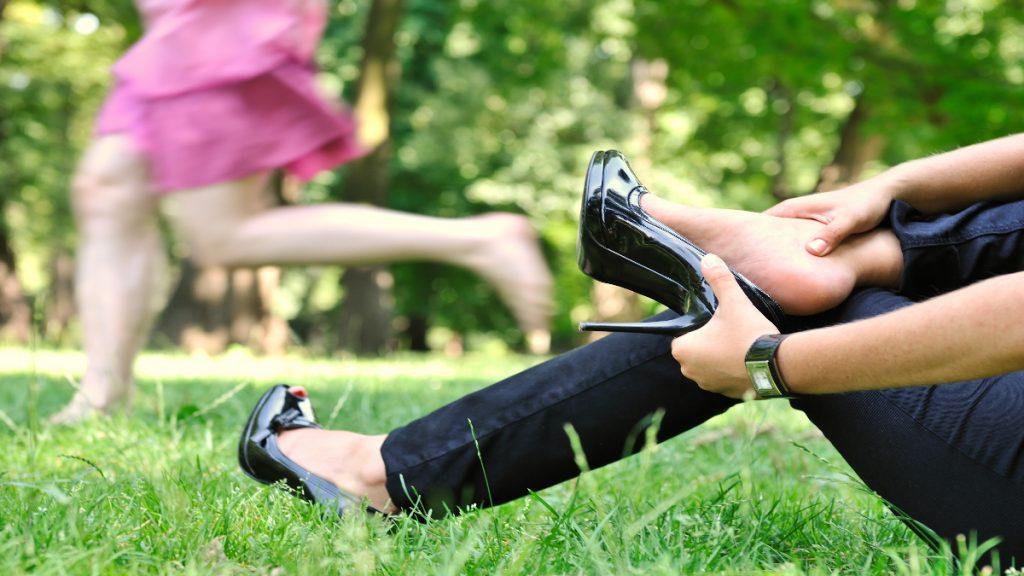 dolor pies verano calzado