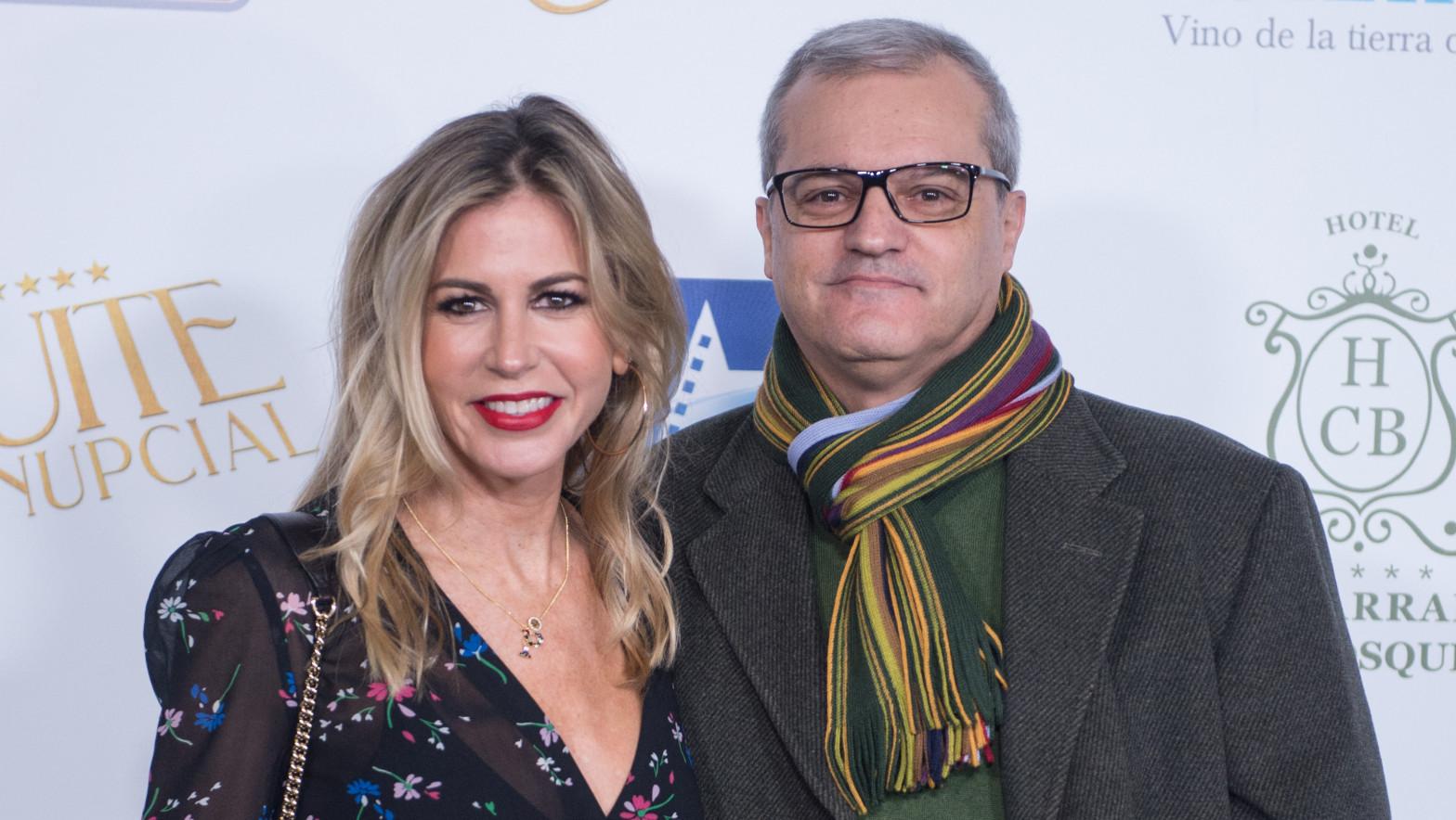 Ramón García y Patricia Cerezo se separan tras 24 años de matrimonio
