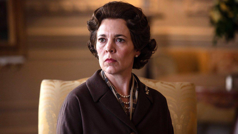 Olivia Colman en 'The Crown'. Netflix.