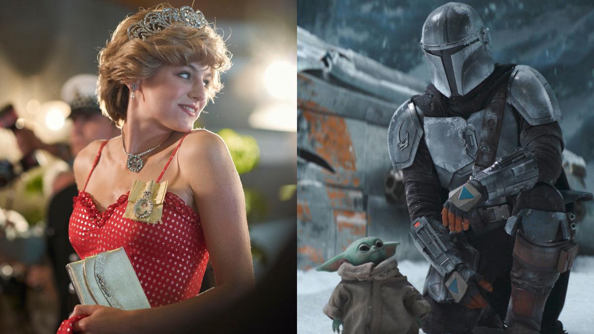 'The Crown' y 'The Mandalorian' triunfan en las nominaciones a los premios Emmy 2021