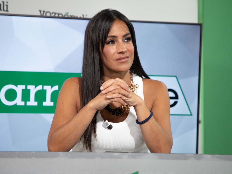 Begoña Villacís en entrevista con Vozpópuli /
