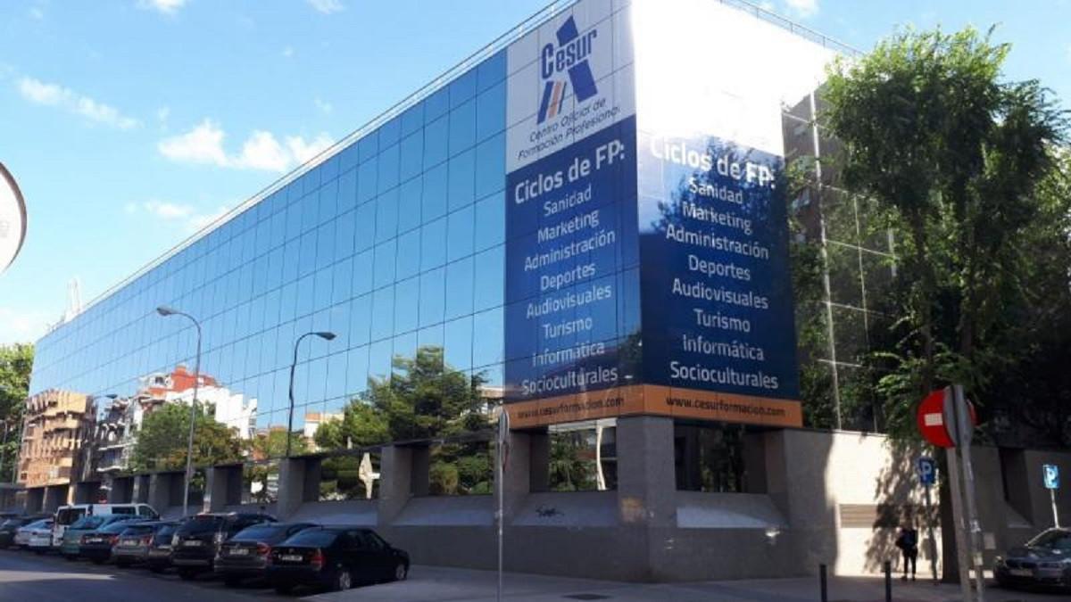 Cesur lidera el 'FP Ranking' de centros de Formación Profesional