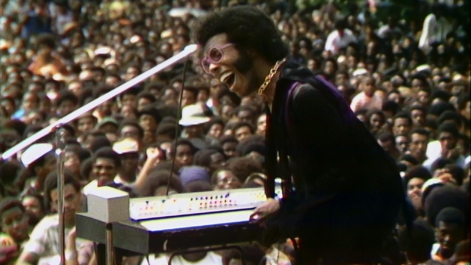 """Salen a la luz imágenes inéditas del Harlem Cultural Festival, el """"Woodstock negro"""""""