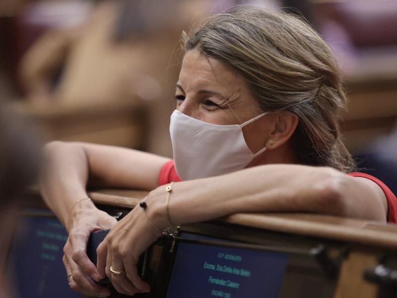 Vistalegre IV, la candidatura y Cuba: crece el choque de Yolanda Díaz con Podemos