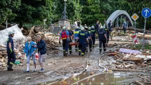 Aumenta a 58 el balance de víctimas mortales tras las fuertes inundaciones en Alemania