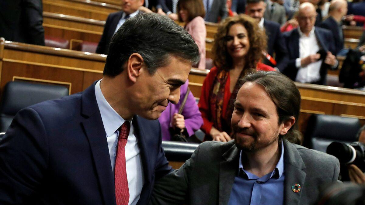 La amenaza era el PSOE