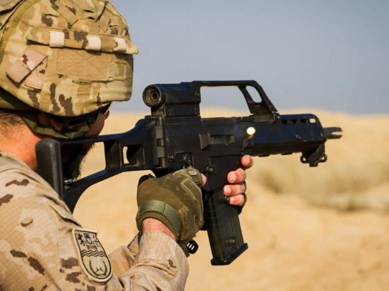 Un informe alerta de la gravedad de nueve ataques contra bases 'españolas' en Irak en 2020
