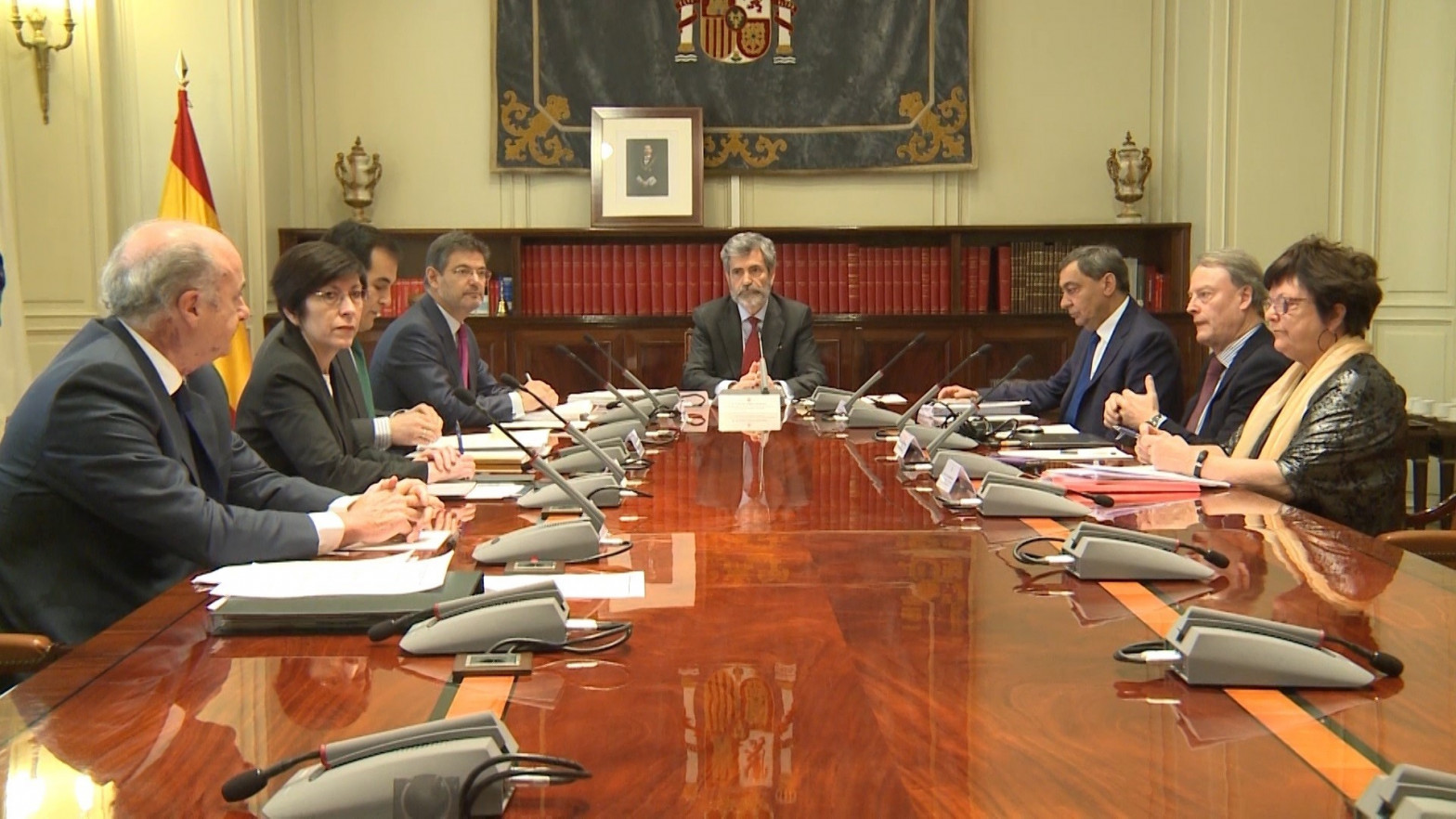 """El PP exige """"garantías de independencia"""" al PSOE para renovar el CGPJ."""