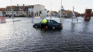 Sube a 161 el número de muertos en las inundaciones del oeste alemán