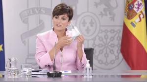 """Isabel Rodríguez dice que el independentismo """"debería haber aprendido la lección"""" y que Puigdemont debe ser juzgado"""