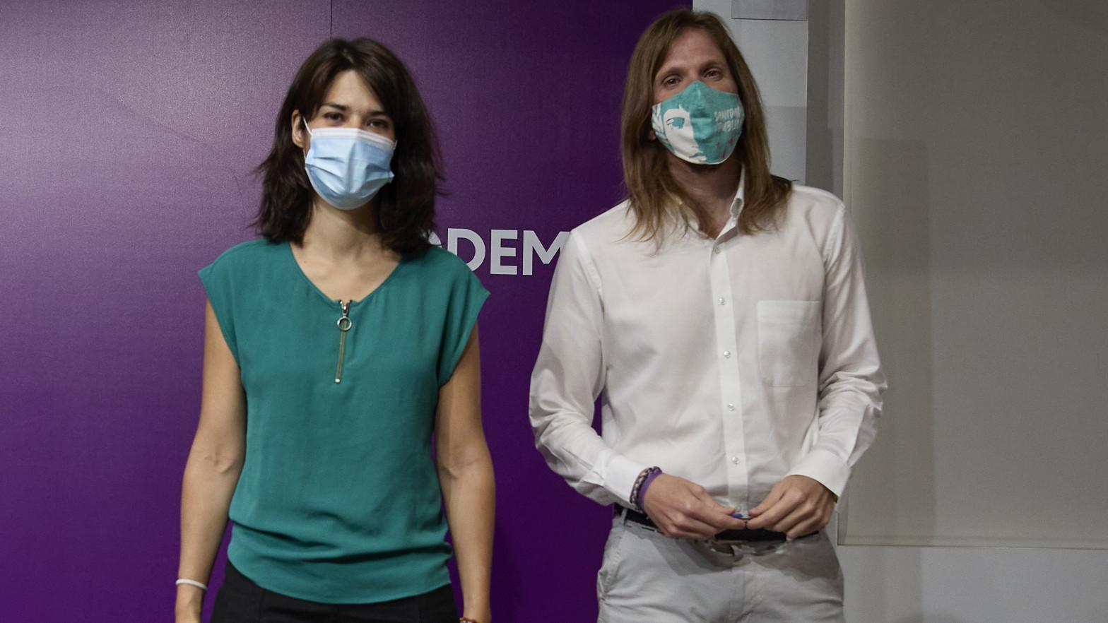 """Podemos pide que el Gobierno vaya a la mesa de diálogo con Cataluña """"sin líneas rojas"""""""