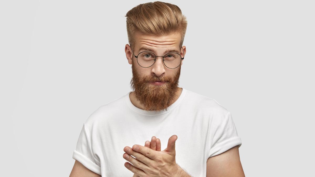 Cómo conseguir una barba sexy y sana: trucos que no conocías