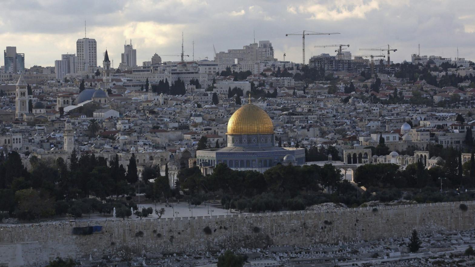 Israel permite por primera vez rezos judíos en la Explanada de las Mezquitas
