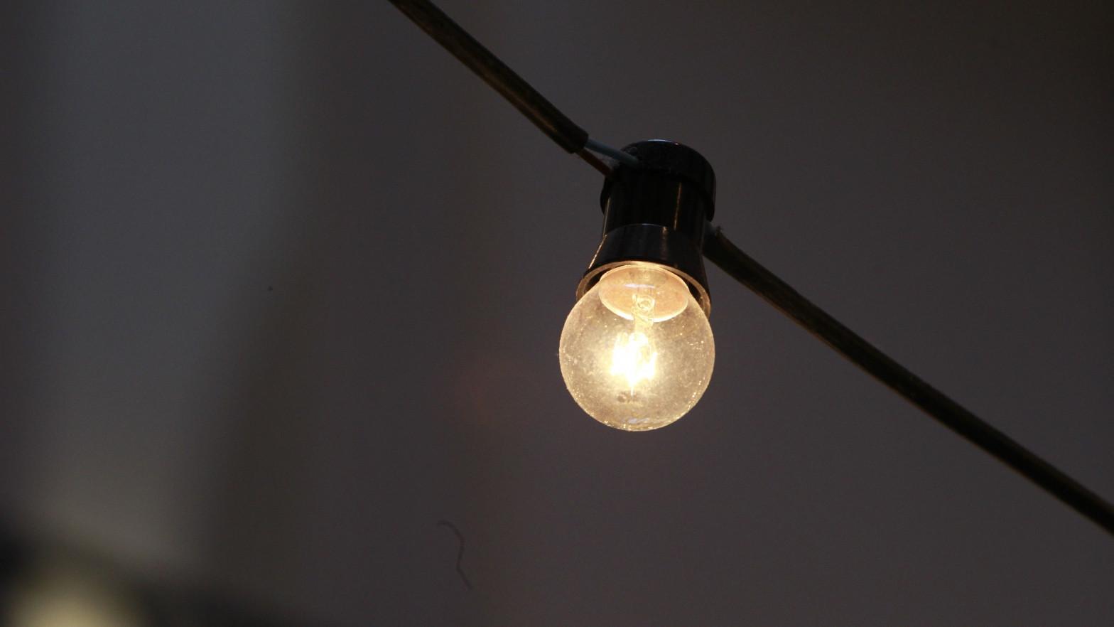 El precio de la luz toca este martes su segundo precio más caro de la historia, con 101,82 euros por MWh