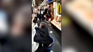 La Policía identifica al presunto agresor del metro