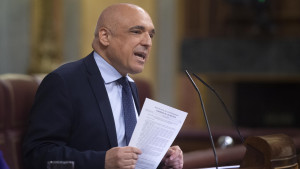 Bolaños nombra a Rafael Simancas nuevo secretario de Estado de Relaciones con las Cortes
