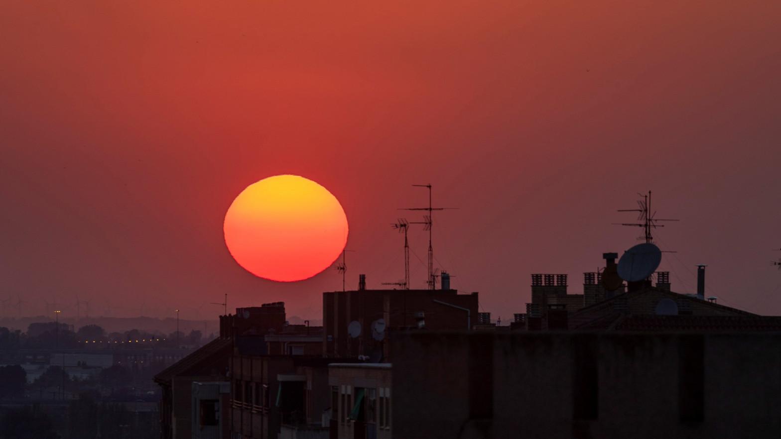 Suave descenso de las temperaturas, aunque con seis comunidades en alerta