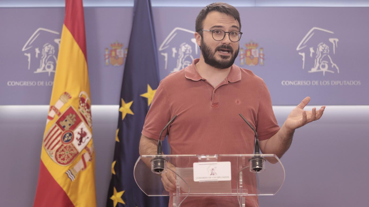 """La CUP carga contra Isabel Rodríguez por sus declaraciones sobre Cataluña y rechaza sus """"lecciones"""""""
