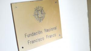 La Fundación Francisco Franco seguirá defendiéndole pese a la Ley de Memoria Democrática