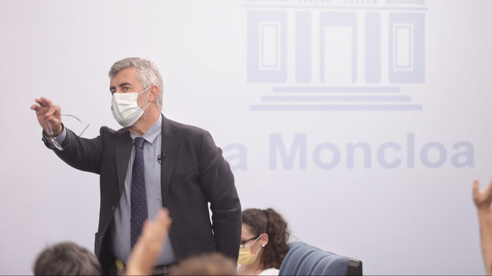 """El extraño adiós del 'dircom' de Sánchez: """"Huye de los que están dispuestos a morir por la verdad"""""""