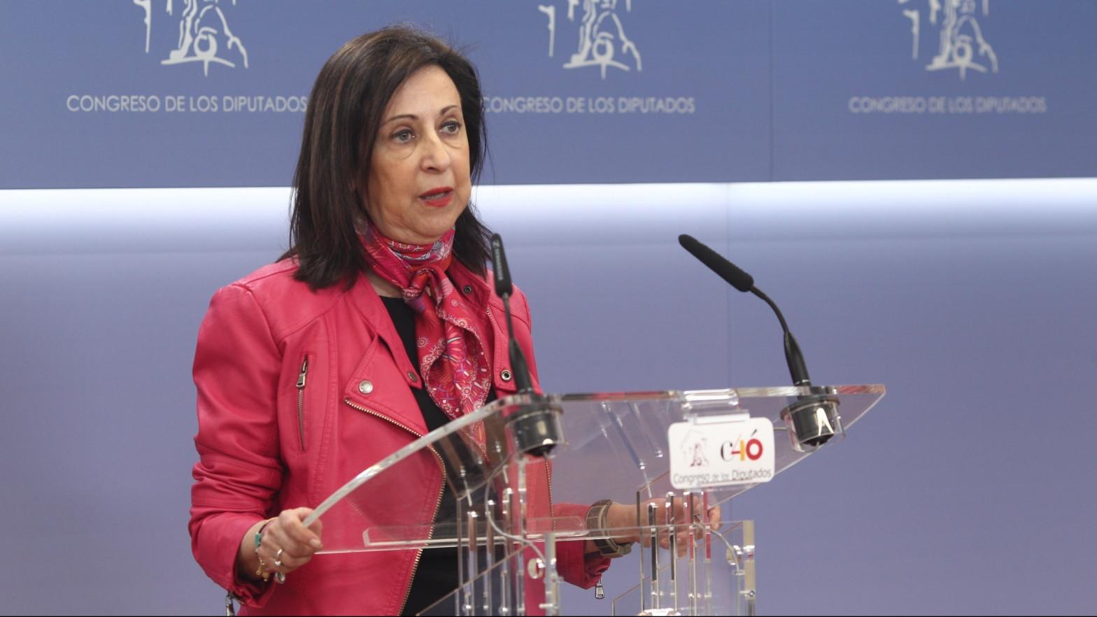 Margarita Robles, ministra mejor valorada, por encima de Calviño y Yolanda Díaz, según el CIS