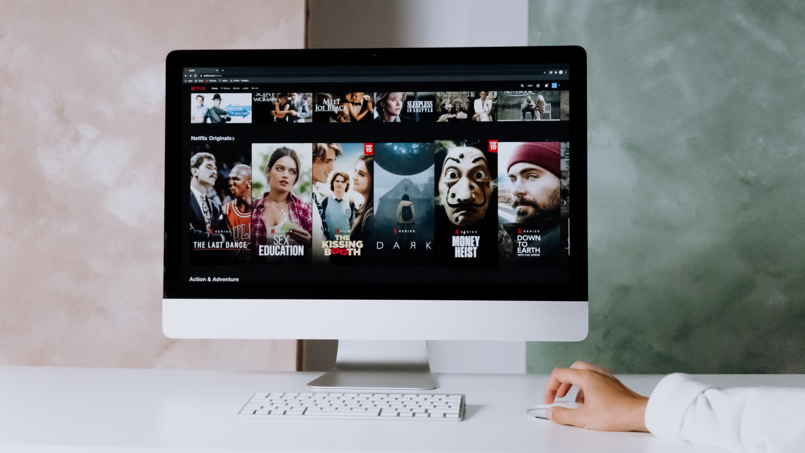 Netflix, sin nuevos éxitos pero imparable: duplica sus beneficios al ganar 3.060 millones